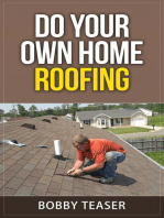 Do Your Own Home Roofing