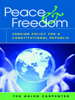 Peace and Freedom