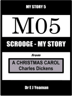 Scrooge - My Story (from A Christmas Carol)