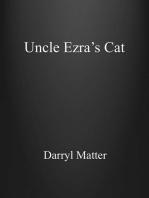 Uncle Ezra's Cat