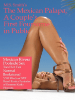 The Mexican Palapa, A Couple's First Foursome in Public