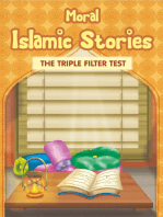 Moral Islamic Stories - The Triple Filter Test