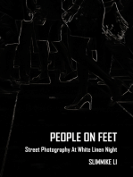 People On Feet - Street Photography At White Linen Night