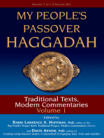 My People's Passover Haggadah Vol 1
