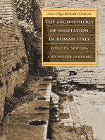 The Archaeology of Sanitation in Roman Italy: Toilets, Sewers, and Water Systems