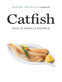 Catfish: a Savor the South® cookbook