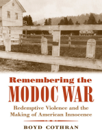 Remembering the Modoc War