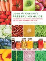 Jean Anderson's Preserving Guide