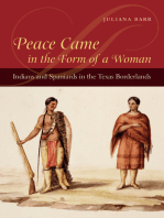 Peace Came in the Form of a Woman