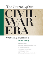 Journal of the Civil War Era