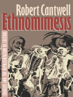 Ethnomimesis