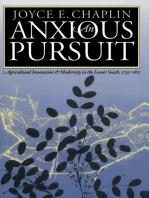 An Anxious Pursuit