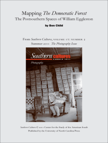 Mapping The Democratic Forest: The Postsouthern Spaces of William Eggleston: An article from Southern Cultures 17:2, The Photography Issue
