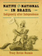 Native and National in Brazil: Indigeneity after Independence