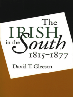 The Irish in the South, 1815-1877