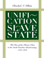 Unification of a Slave State