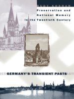 Germany's Transient Pasts