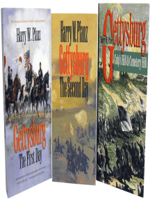 The Harry Pfanz Gettysburg Trilogy, Omnibus E-book: Includes Gettysburg: The First Day; Gettysburg: The Second Day; and Gettysburg: Culp's Hill and Cemetery Hill