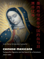 Chinese Mexicans: Transpacific Migration and the Search for a Homeland, 1910-1960