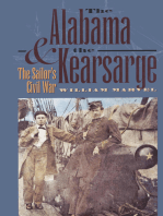 The Alabama and the Kearsarge