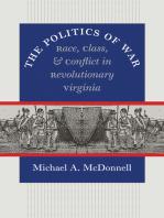 The Politics of War