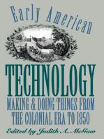 Early American Technology