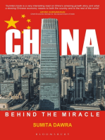 China: Behind the Miracle