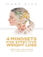 4 Mindsets for Effective Weight Loss
