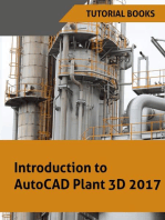 Introduction to AutoCAD Plant 3D 2017