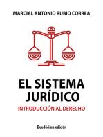 El sistema juridico