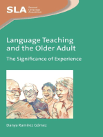 Language Teaching and the Older Adult