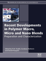 Recent Developments in Polymer Macro, Micro and Nano Blends: Preparation and Characterisation
