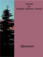 Stories by English Authors, France