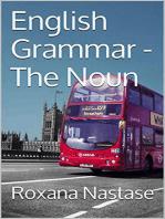 English Grammar Practice - The Noun