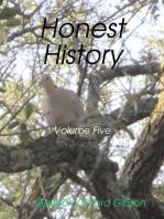 Honest History - Volume Five