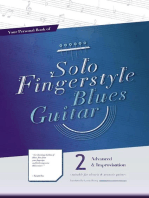 Your Personal Book of Solo Fingerstyle Blues Guitar 2
