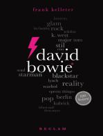 David Bowie. 100 Seiten