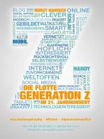 Die flotte Generation Z im 21. Jahrhundert