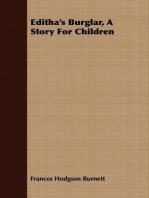 Editha's Burglar, A Story For Children