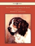 The Children's Book Of Dogs - Illustrated by Honor C. Appleton