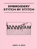 Embroidery Stitch by Stitch