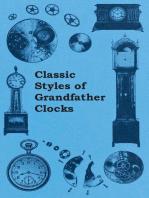 Classic Styles of Grandfather Clocks