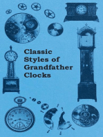 Classic Styles of Grandfather Clocks