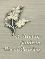 A Handy Guide to Wood Carving