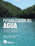 Potabilización del agua: Principios de diseño, control de procesos y laboratorio