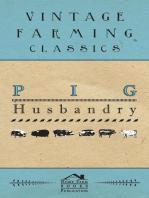 Pig Husbandry