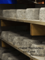 Home Remedies (Volume 1)