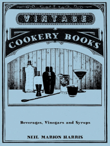 Beverages, Vinegars and Syrups