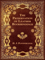 The Preservation of Leather Bookbindings