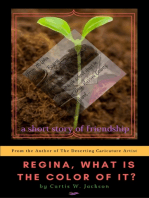 Regina, What Is the Color of It? Letter Size Edition